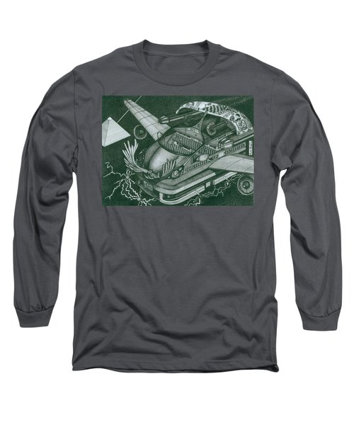 Honda Fit Long Sleeve T-Shirt