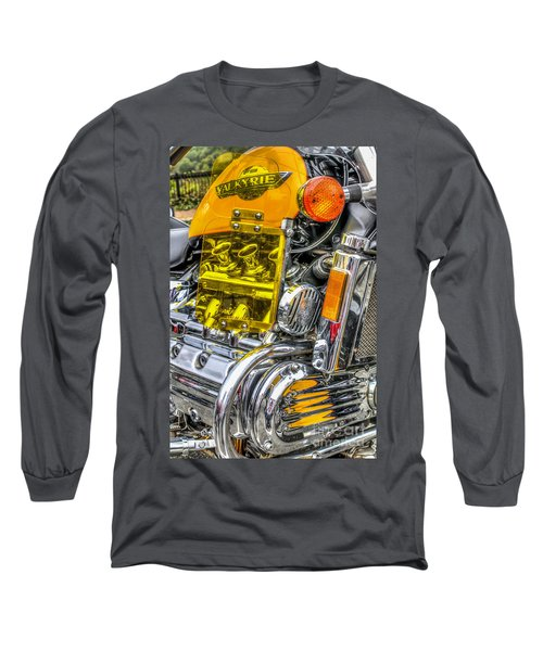 Honda Valkyrie 1 Long Sleeve T-Shirt