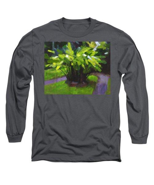 Hoomaluhia Path Long Sleeve T-Shirt