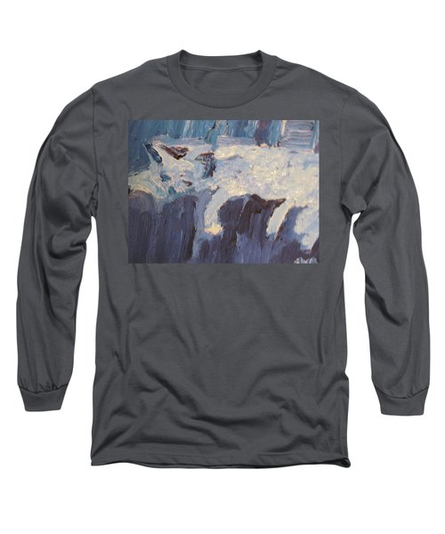 Hope Sleeping Long Sleeve T-Shirt