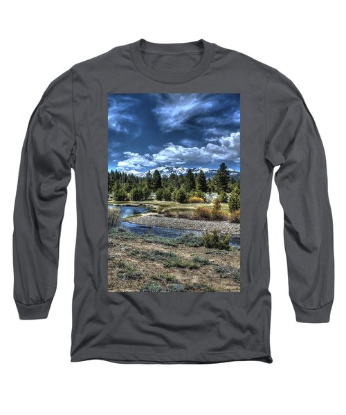 Hope Valley Wildlife Area 2 Long Sleeve T-Shirt