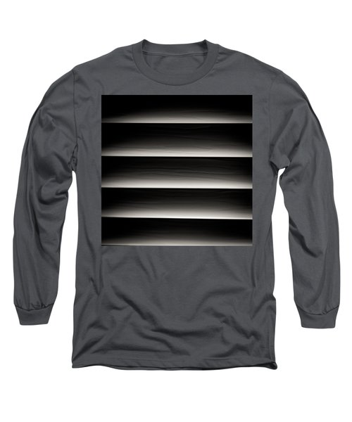 Horizontal Blinds Long Sleeve T-Shirt