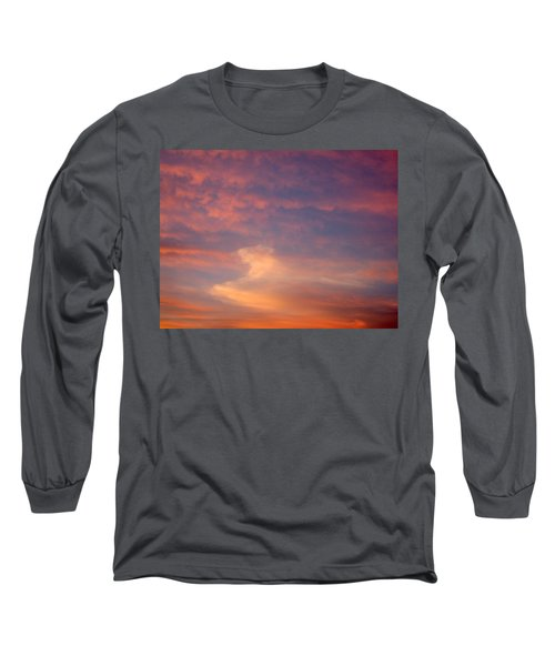 Horse In The Sky Long Sleeve T-Shirt