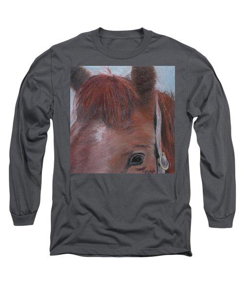 Horsin' Round A Bit Long Sleeve T-Shirt