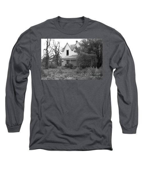 House At The End Of The Street Long Sleeve T-Shirt