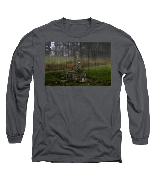 Howard Chandler Christy Ruins Long Sleeve T-Shirt