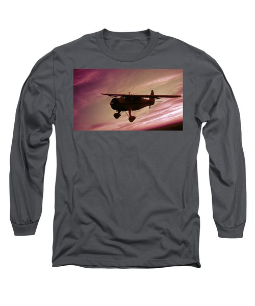 Long Sleeve T-Shirt featuring the photograph Howard Dga by Greg Reed