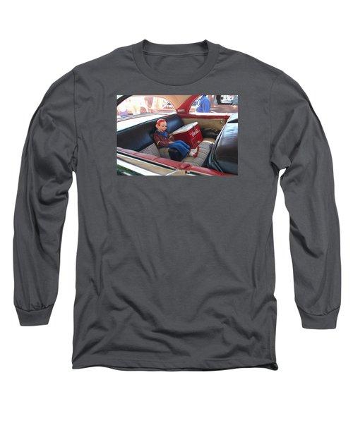 Howdy Long Sleeve T-Shirt