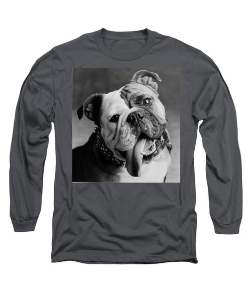 Huh Long Sleeve T-Shirt