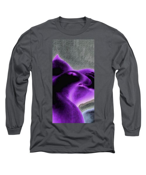 Human Landscape 1 Long Sleeve T-Shirt
