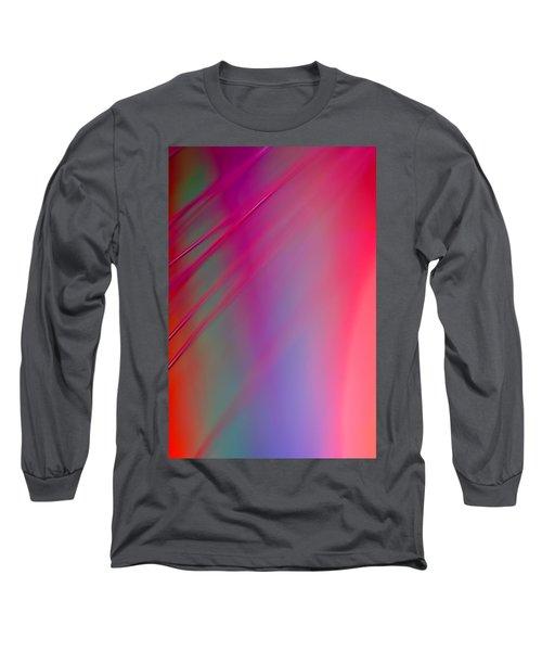 Hush Long Sleeve T-Shirt by Dazzle Zazz