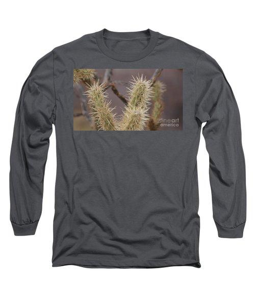 I Bite Long Sleeve T-Shirt