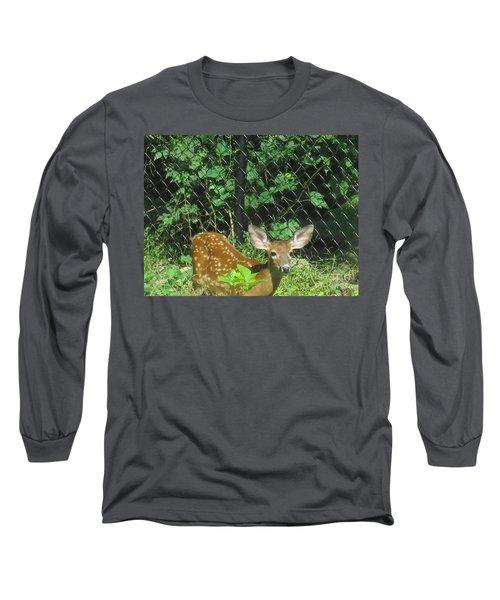 I Can Hear You Long Sleeve T-Shirt