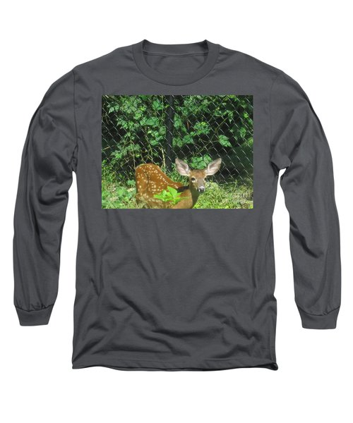 I Can Hear You Long Sleeve T-Shirt
