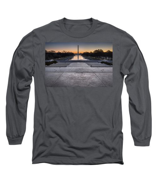 I Have A Dream... Long Sleeve T-Shirt