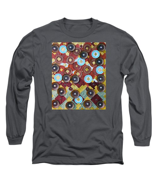 I Love Chocolates Long Sleeve T-Shirt by Lorna Maza