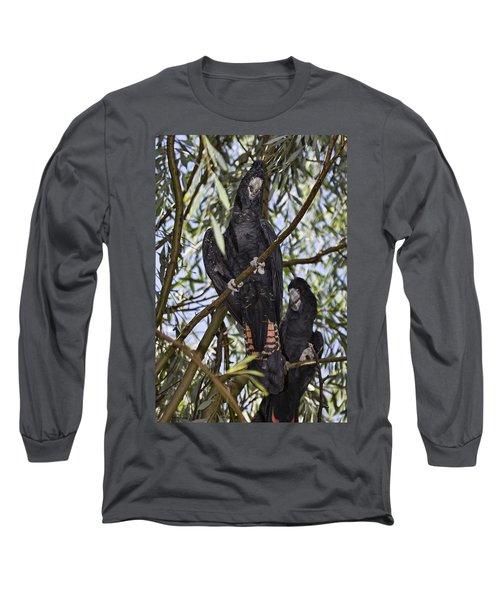 I Say Old Chap Long Sleeve T-Shirt by Douglas Barnard