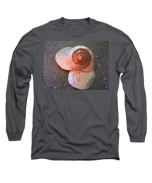 I Sea Art Long Sleeve T-Shirt