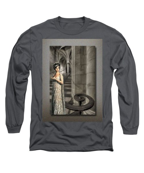 I Wonder As I Wander Long Sleeve T-Shirt by Richard Laeton