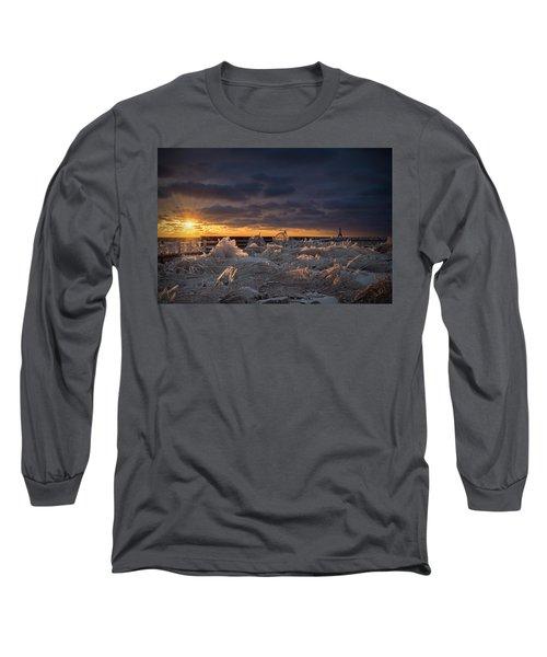 Ice Fields Long Sleeve T-Shirt