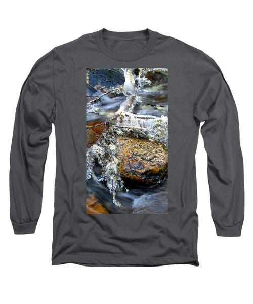 Ice Ornaments Long Sleeve T-Shirt
