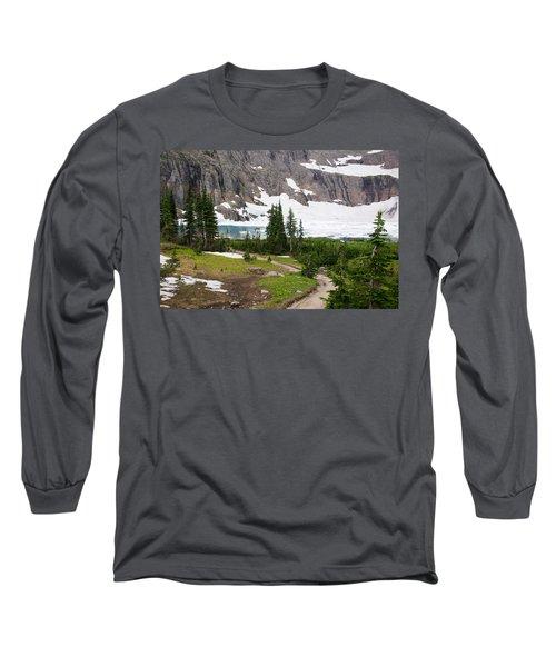 Iceberg Lake Long Sleeve T-Shirt
