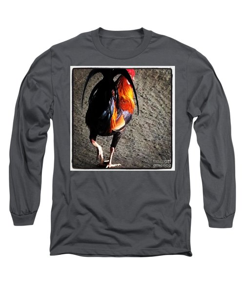 Long Sleeve T-Shirt featuring the photograph Iconic Kauai by Roselynne Broussard