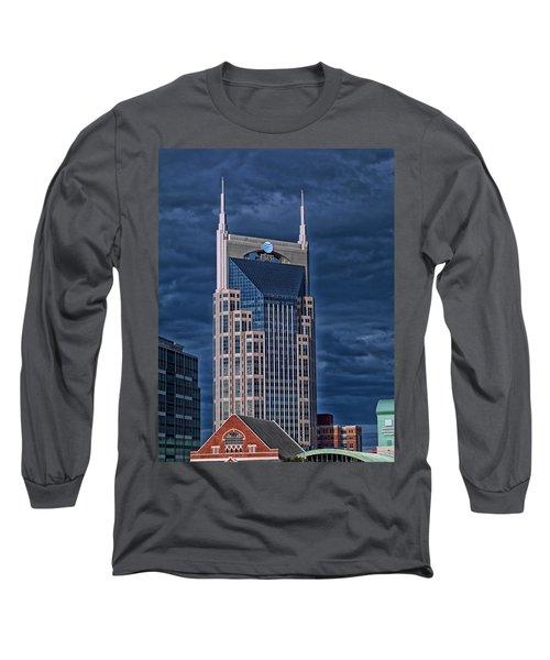 Icons Of Nashville Long Sleeve T-Shirt