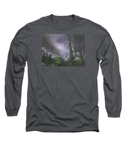 If You Go Down In The Woods Today ? Long Sleeve T-Shirt by Jean Walker