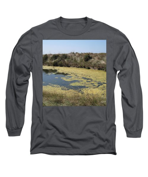 Ile De Re - Marshes Long Sleeve T-Shirt