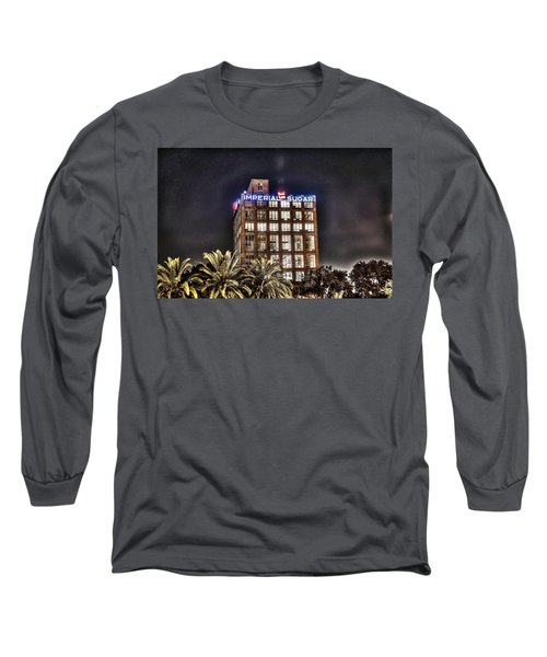 Imperial Sugar Mill Long Sleeve T-Shirt