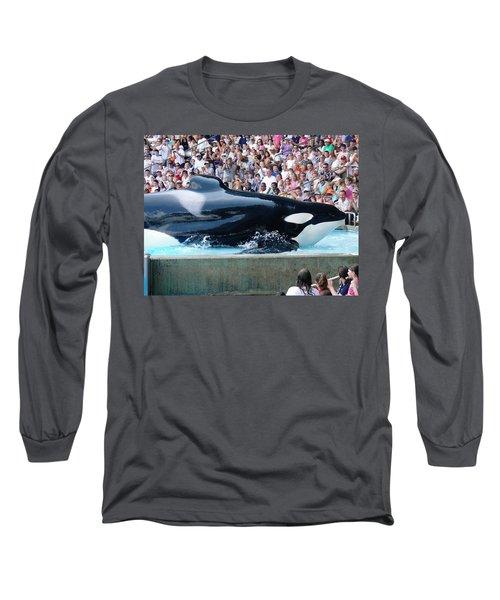 Impressive Long Sleeve T-Shirt