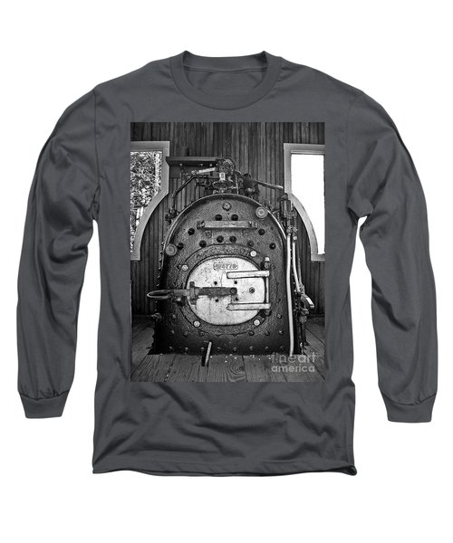 Long Sleeve T-Shirt featuring the photograph In Control B by Sara  Raber