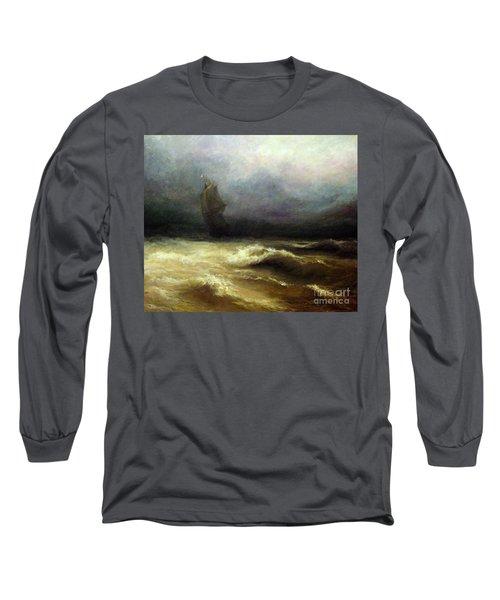 In Shadow Long Sleeve T-Shirt
