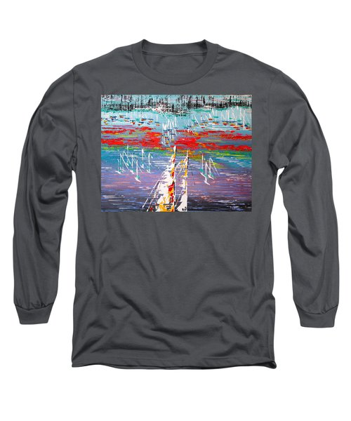 In The Lead - Sold Long Sleeve T-Shirt