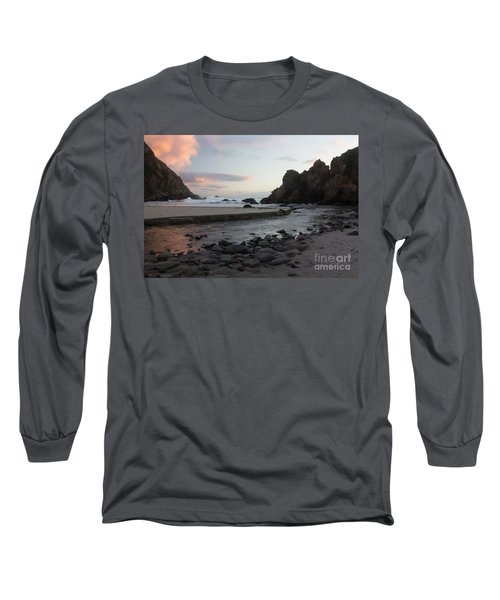Long Sleeve T-Shirt featuring the photograph In The Pink by Suzanne Luft