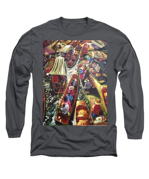 In The Same Boat Long Sleeve T-Shirt