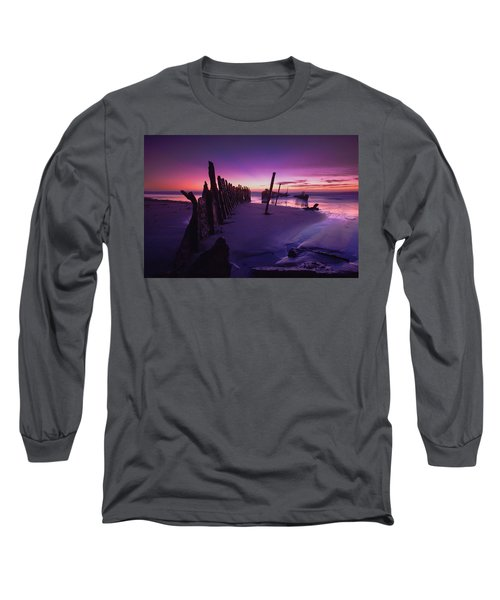 Indigo Dawn Long Sleeve T-Shirt