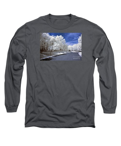 Infrared Road Long Sleeve T-Shirt