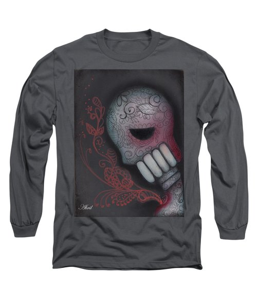Inner Feelings Long Sleeve T-Shirt by Abril Andrade Griffith