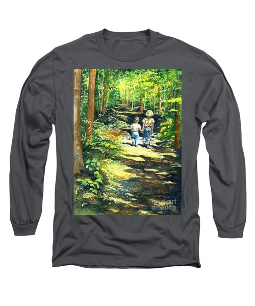 Innocence And Promise Long Sleeve T-Shirt