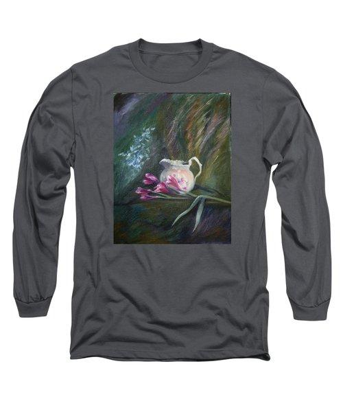 Inside Or Outside Long Sleeve T-Shirt