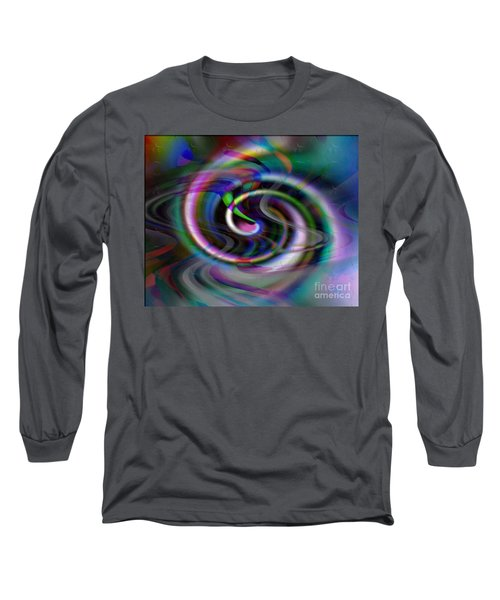 Inspiral Car Long Sleeve T-Shirt