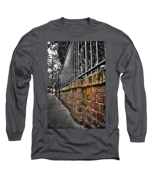Into The Distance Long Sleeve T-Shirt