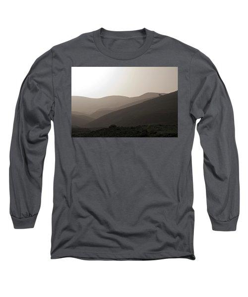 Into The Israel Desert - 1 Long Sleeve T-Shirt