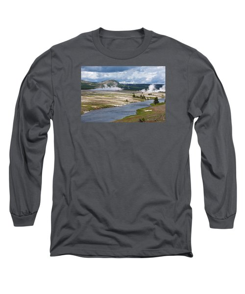 Iron Spring Creek Long Sleeve T-Shirt