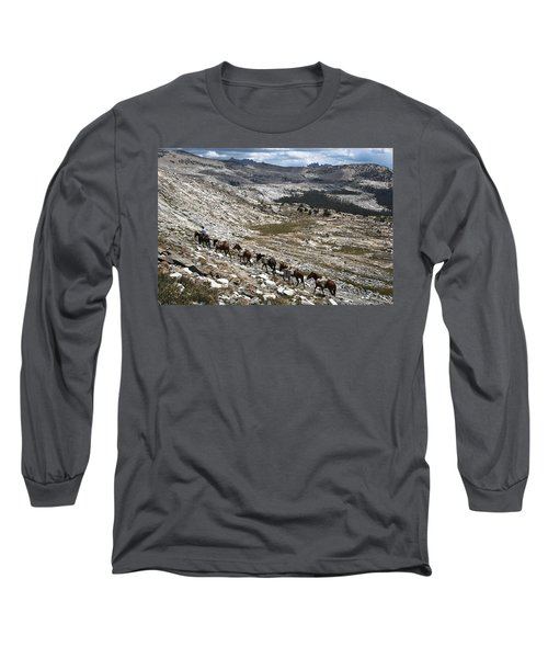 Isberg Packing Long Sleeve T-Shirt
