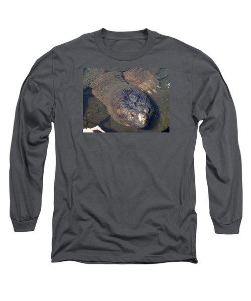 Island Turtle Long Sleeve T-Shirt