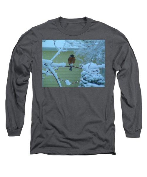 Isn't It Spring Yet? Long Sleeve T-Shirt