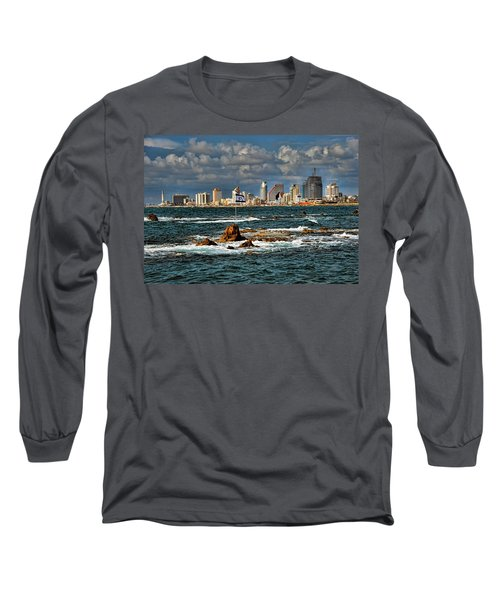 Israel Full Power Long Sleeve T-Shirt